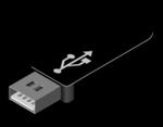 Значок USB-накопителя
